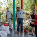Entrega ICAP donaciones de Asociación de Amistad Italia–Cuba a niños sin amparo filial
