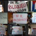 Movimiento mexicano de solidaridad demanda fin de bloqueo a Cuba