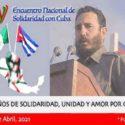 Comenzó en México Encuentro Nacional de Solidaridad con Cuba