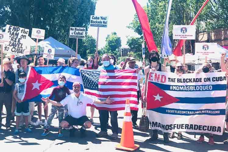 Voces y corazones de buena voluntad continúan a favor de Cuba en diferentes latitudes